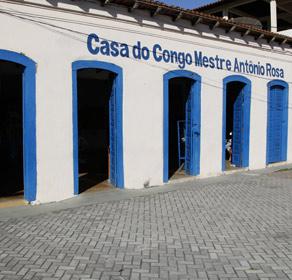 Casa do Congo Mestre Antônio Rosa