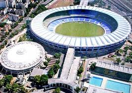 Estádio Mário Filho ( Maracanã )