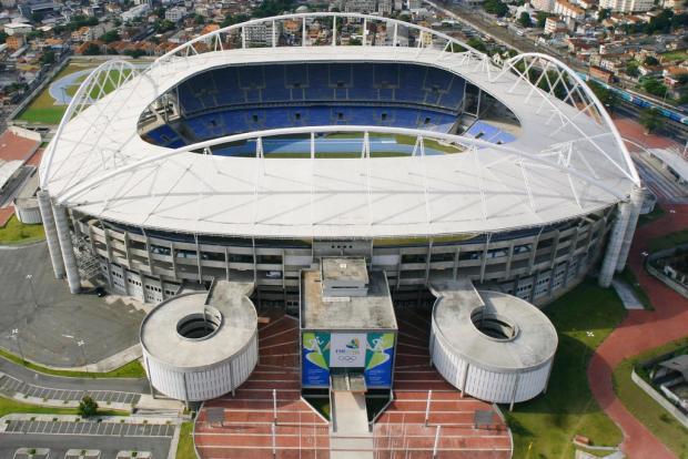 Estádio João Havelange (Engenhão)