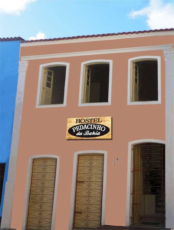 Hostel Pousada Pedacinho da Bahia