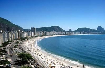 Leme e Copacabana