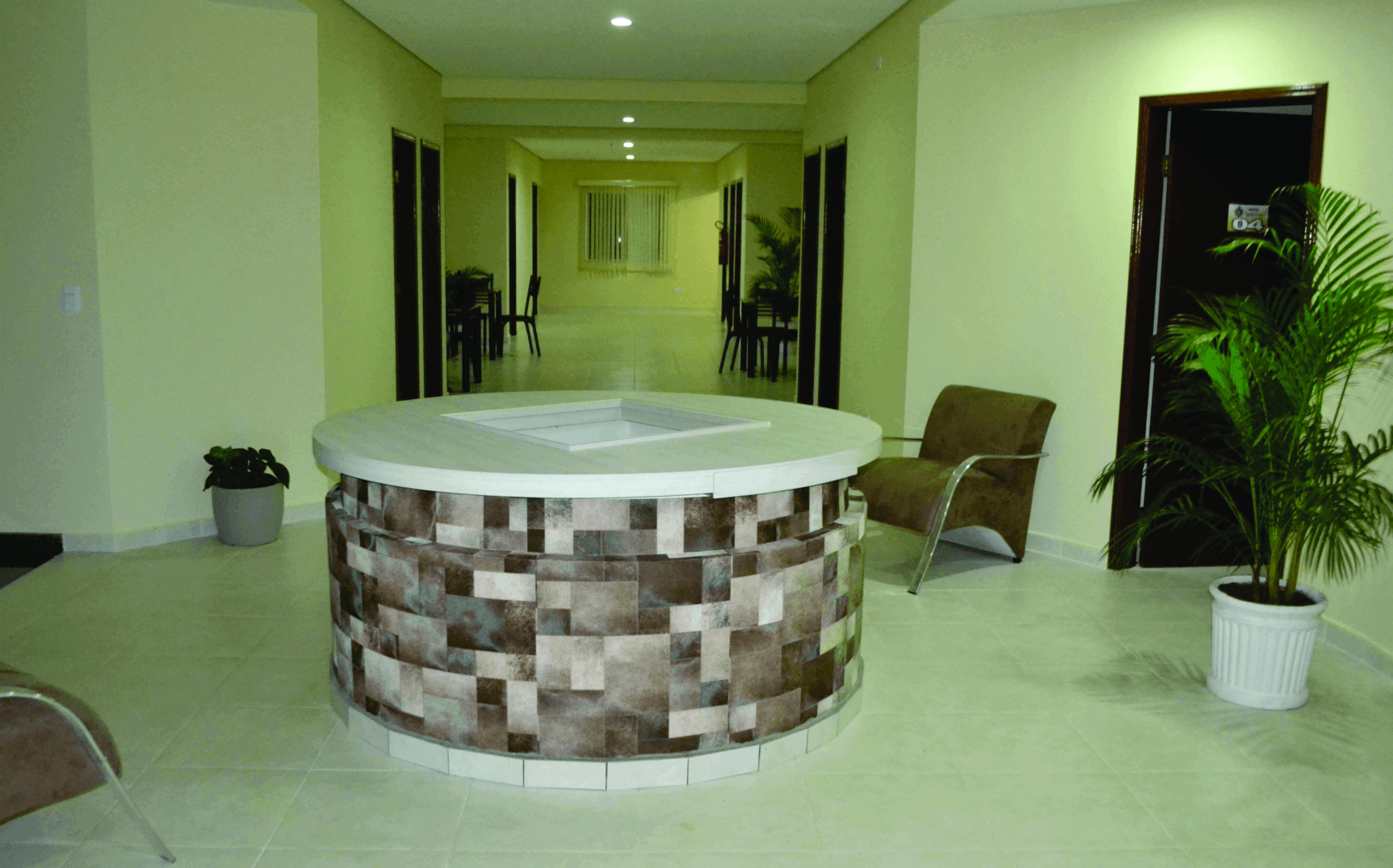 Quintal Center Hotel