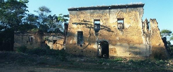 Ruínas São José do Queimado - 16 km - Serra Sede, Serra / ES